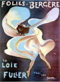 Henri Toulouse Lautrec, Loïe Fuller poster